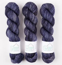​AT Haynes House Yarn RUSTIC FINGERING - ELEVEN PM WAKE-UP CALL