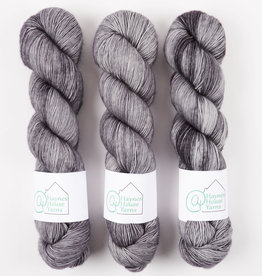 ​AT Haynes House Yarn RUSTIC FINGERING - GRAY NOT GREY