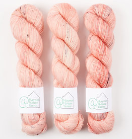 ​AT Haynes House Yarn RUSTIC FINGERING - JAZMYNE'S CAKE: STRAWBERRY CAKE