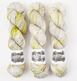 The Urban Purl LUX HI TWIST - A CLOCKWORK LIMON