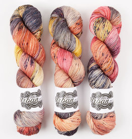 The Urban Purl LUX HI TWIST - DIRTY FLAMINGO
