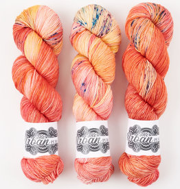 The Urban Purl LUX HI TWIST - FLAMINGO ON FIRE
