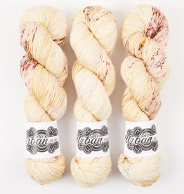 The Urban Purl LUX HI TWIST - IVORY TOWER