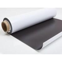 Magnet Folie ohne weiße vinyl