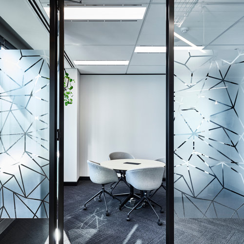 Kemica BB9000 Glass Etched Frosted