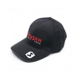 Sponser Cap Classic Black