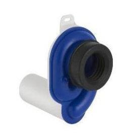 geberit horizontal p-trap | plastic (PE)