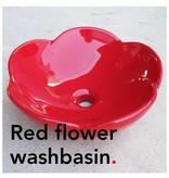 Bathroom Mania Spring Blossom | red