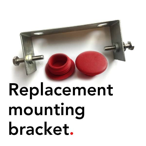 Bathroom Mania replacement metal mounting bracket