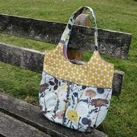 Noodlehead Go Anywhere Bag  - Patroon