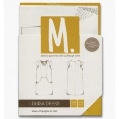 Compagnie M - Louisa Dress voor dames  - patroon