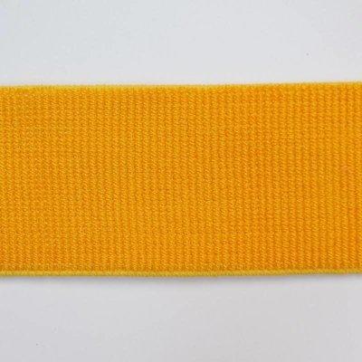 Elastische tailleband (6 cm) - geel