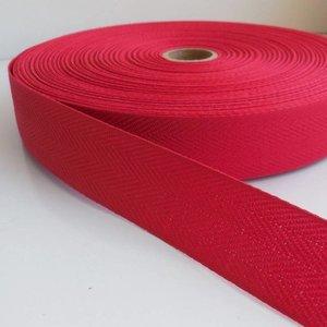 Keperband rood