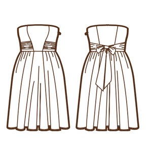 Colette Patterns - Eclair 1004 - patroon