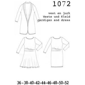 It's a fits - 1072 Vest en jurk - It's a fits