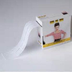 Vlieseline - vormband (70 mm) wit