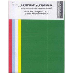 Doordrukpapier / Karbonpapier