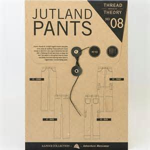 Thread Theory Jutland mannenbroek - pdf-patroon