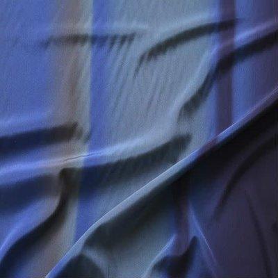 Lotte Martens - Zijde - Supia Blauw
