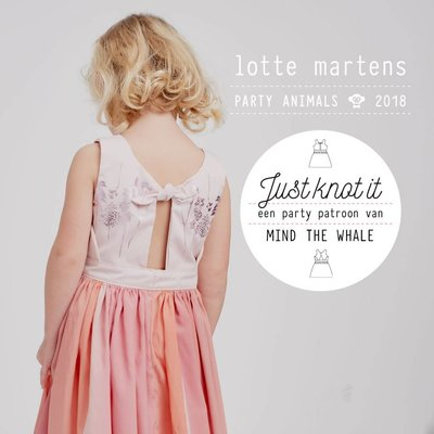 Lotte Martens - Zijde - Supia Rose