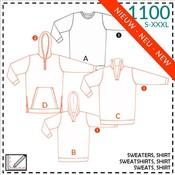 It's a fits - 1100 Sweater, Shirt voor mannen 1100 - patroon