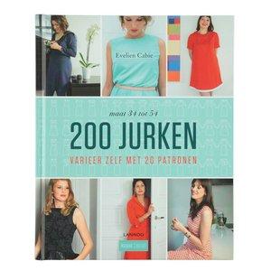 Boek - 200 jurken