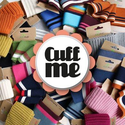 Albstoffe - Cuff me Cozy - Marineblauw
