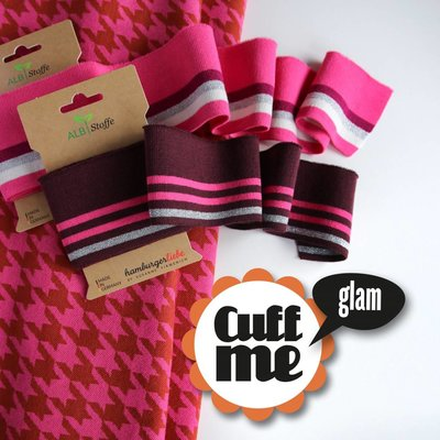 Albstoffe - Cuff me Cozy - Roest