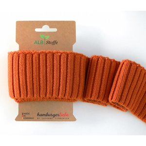 Albstoffe - Cuff me Cozy - Oranje