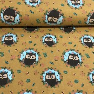 Megan Blue Fabrics - Uiltjes - Tricot