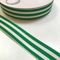 Ripslint - Groen-witte strepen