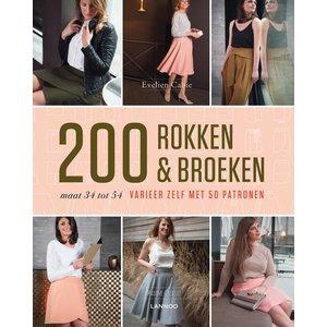 Boek - 200 rokken en broeken