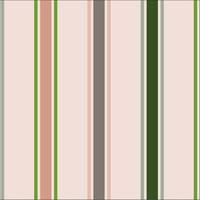 Katoen - Stripes Blanche