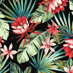 Paradise island - zwart