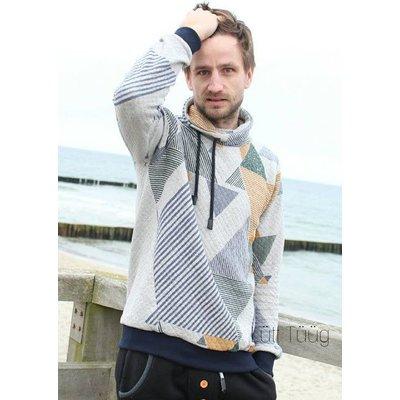 Sweater - Lillestoff - Stepper Dreiecke