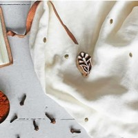Double Gauze - Atelier Brunette - Stardust Off-White
