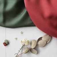Atelier Brunette - Crêpe Viscose - Terracotta