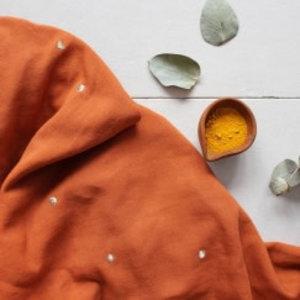 Atelier Brunette Double Gauze - Atelier Brunette - Stardust Chestnut