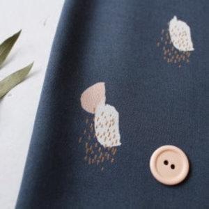 Atelier Brunette Viscose - Atelier Brunette - Moonstone Blue