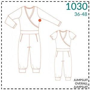 it's a fits Jumpsuit 1030 - It's a fits