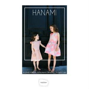 straightgrain Patroon - StraightGrain: Hanami