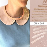 Eye Candy Tencel Carex Pink - Lotte Martens