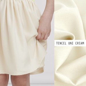 Cream Tencel - Lotte Martens