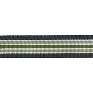 Ripslint - Groen - blauwe strepen