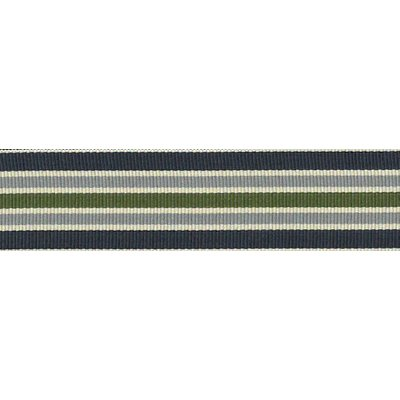 Ripslint - gestreept - Groen - blauw