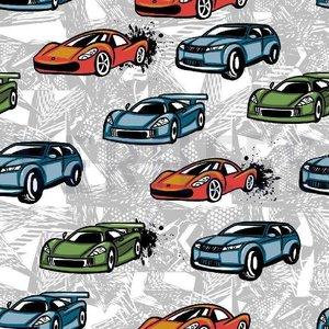 Poppy - Sweater - Racing Cars