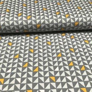 Poppy - Katoen - Pretty triangles