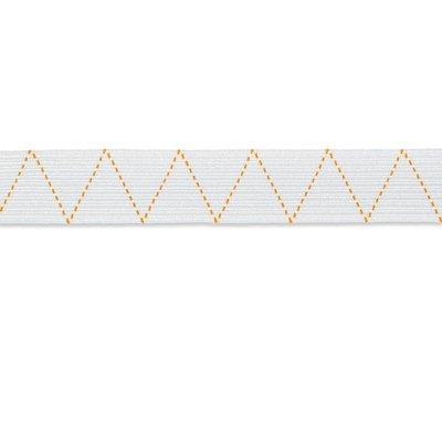 Elastiek 0.50 cm (wit)