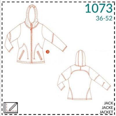 It's a fits - Patroon Jacket 1073 - It's a fits