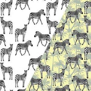 Toverstof - Zebra's